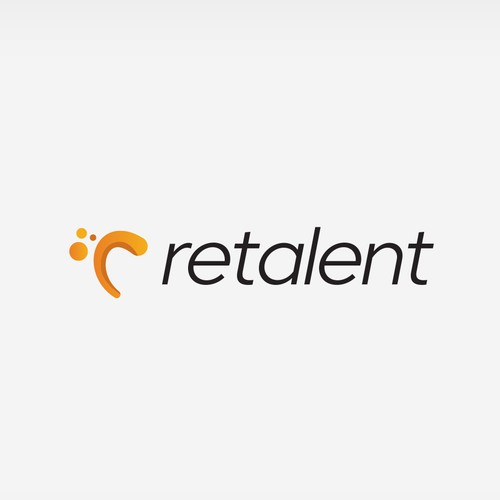 Fluid Logo for Retalent