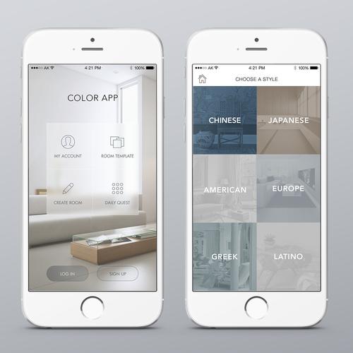 Design for Interior Design App
