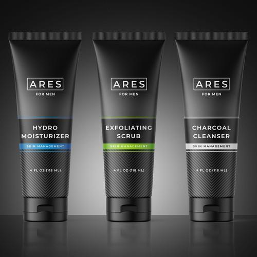 ARES Men's cosmetics