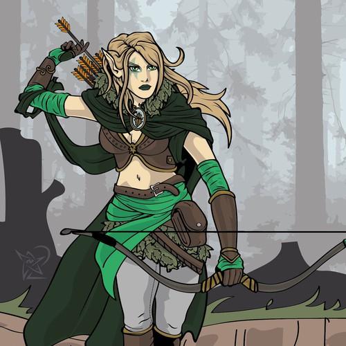 Proposta per contest Greenmoxie Eco-Warrior Superhero