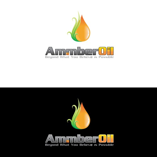 AmmberOil Needs a Logo to Feature on a NASCAR car