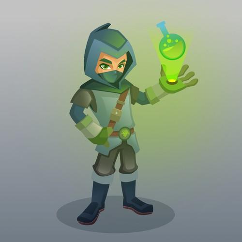 Green Gauntlet
