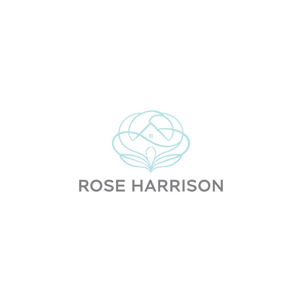 Rose Harrison Realty- New Logo Design!