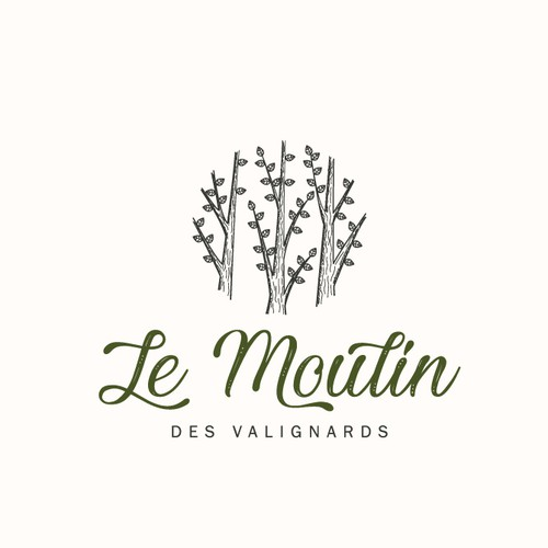 Logo design for wedding service