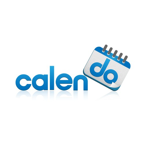 Logo design for calendo