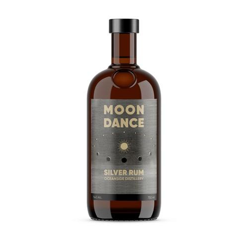 Moon dance silver Rum