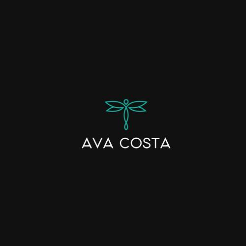 Bold logo concept for Ava Costa