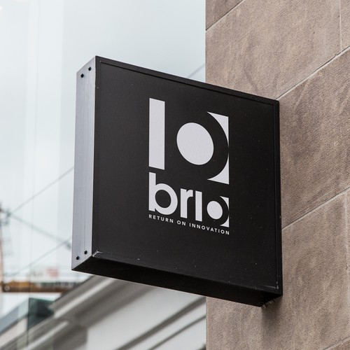Logo Design Proposal for the Tech Brand Brio