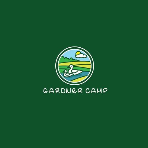 Create Kid-friendly Logo for Recreational Camp
