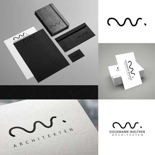 Logo for an Architectural firm