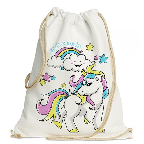 unicorn totebag