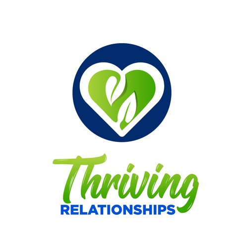 Logo Design for a business that helps people with their relationships.