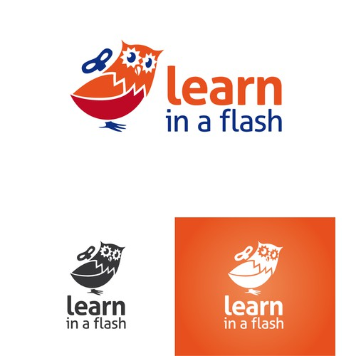 New logo wanted for Learn in a Flash