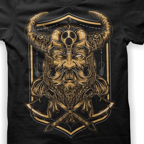 """Design T-shirt for the """"Viking Niche"""""""