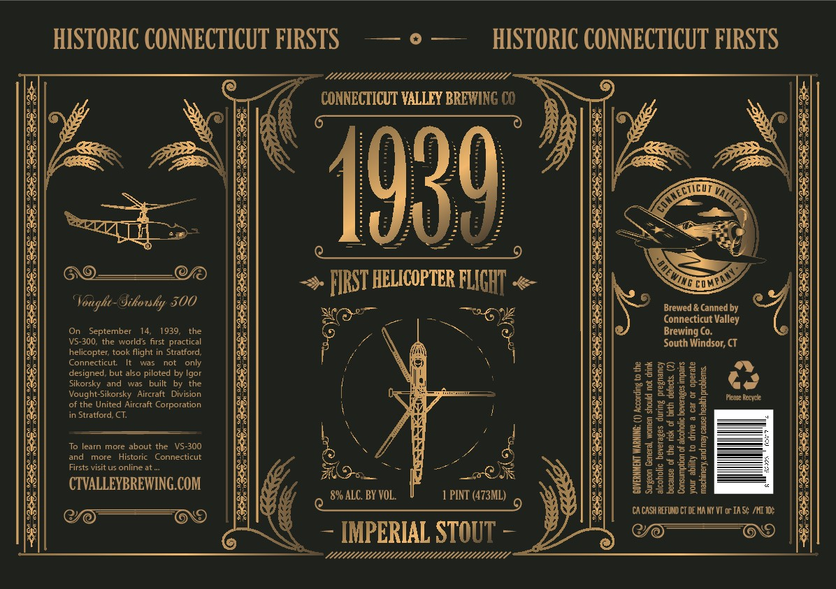 Label #2 for Historic Firsts Series