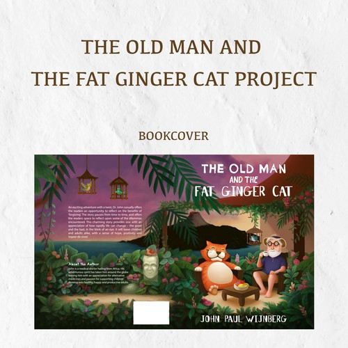 The Old Man and the Fat Ginger Cat