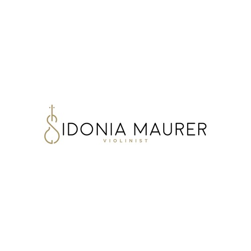 Violinist logo