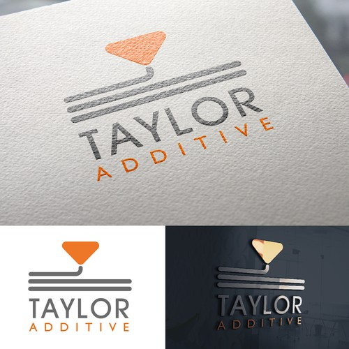 Taylor Additive Logo Design