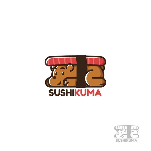 SushiKuma Logo