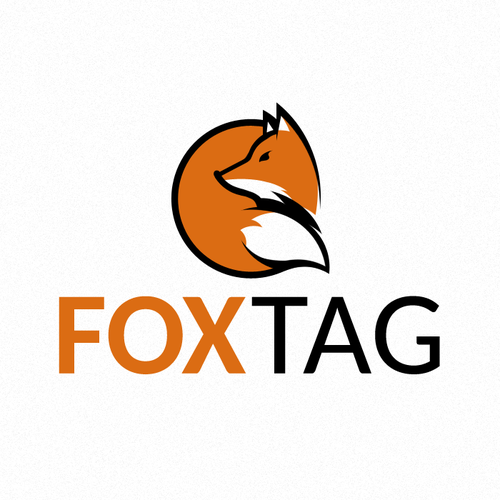 FOX TAG LOGO DESIGN
