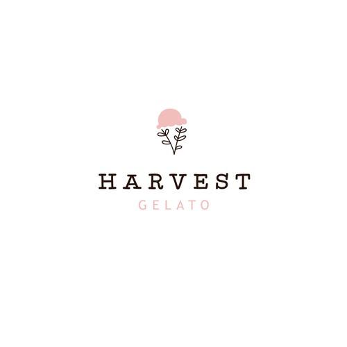 Harvest Gelato logo