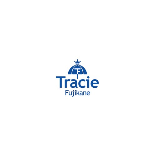 Logo Tracie Fujikane Option 1
