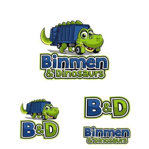 Binmen & Dinosaurs
