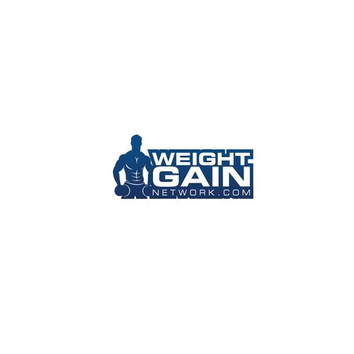 Logo Re-Design: Muscle-Building Website