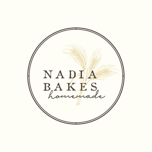 Home bakery logo🍰