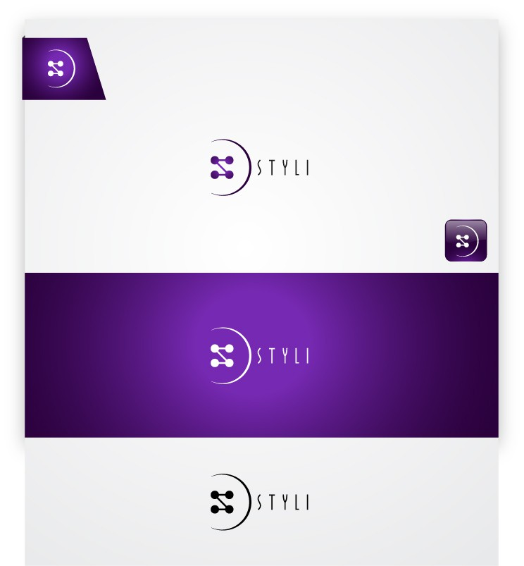 iPhone App Icon Design for Styli
