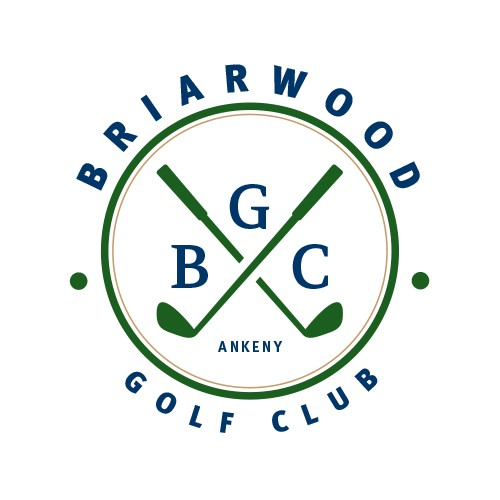 New logo concept for Briarwood Golf Club