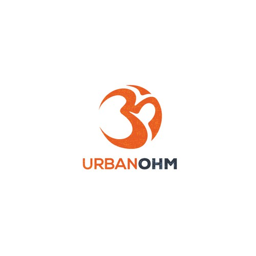 logo and business card for Urban Ohm