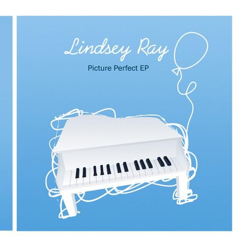 Singer/songwriter album cover art