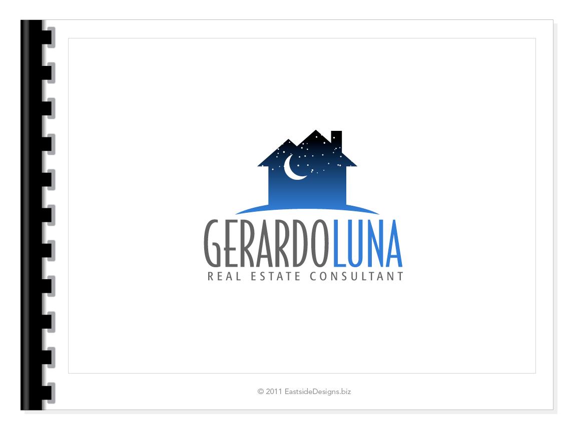 Real Estate Logo Needed for Gerardo Luna! Send your ideas!