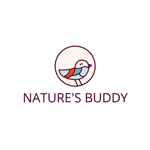 Fun and trendy animal logo needed for Nature's Buddy brand!
