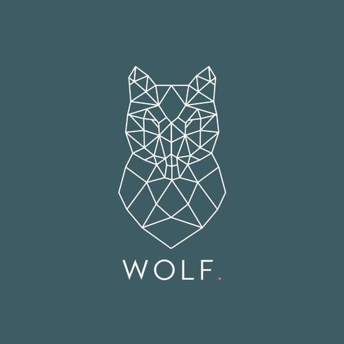 Logo for W O L F