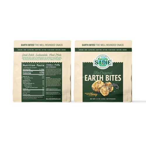 EarthBites Packaging