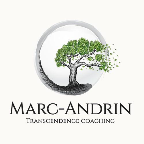 logo design for Marc-Andrin