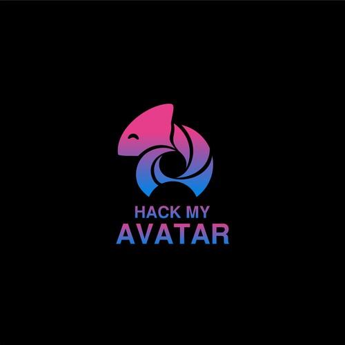 Chameleon + icon of avatar