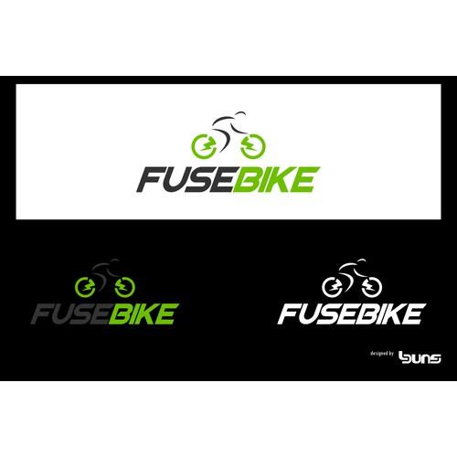 logo for FuseBike - a new type of eBike