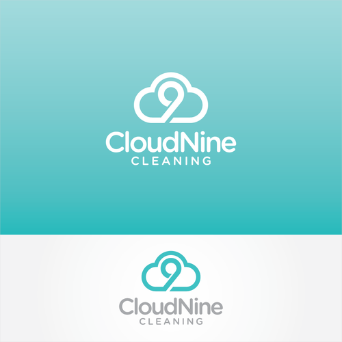 clever logo for Cloudnine