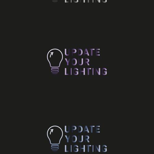 Upddate Your Lighting Logo