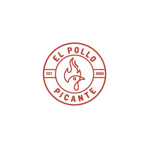 Logo El Pollo Picante