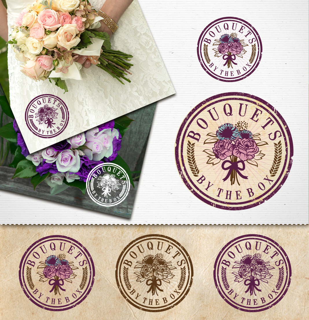 logo for Bouquets By The Box