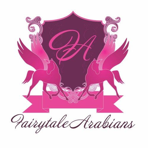 Create the next logo for Fairytale Arabians