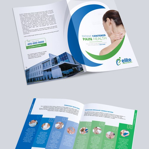 Medical Modern Brochure Design