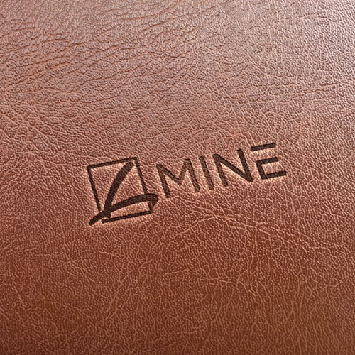The LMine Logo for Chair Production Company