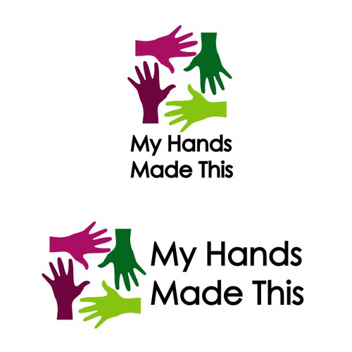 My Hands Made This needs a new logo