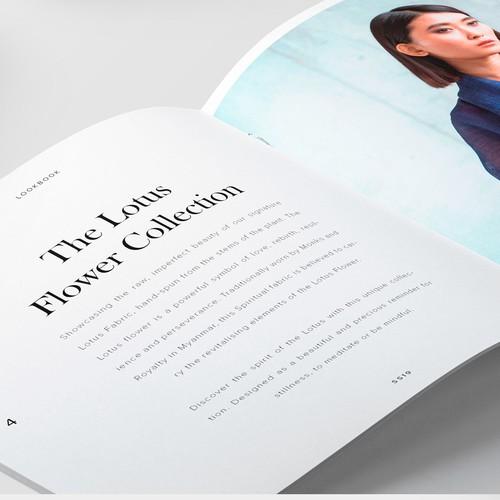 Editorial - Lookbook