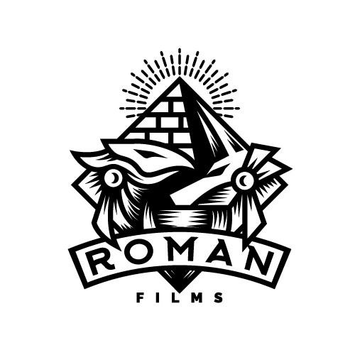 Bold Logo for an Egyptian Filmmaker